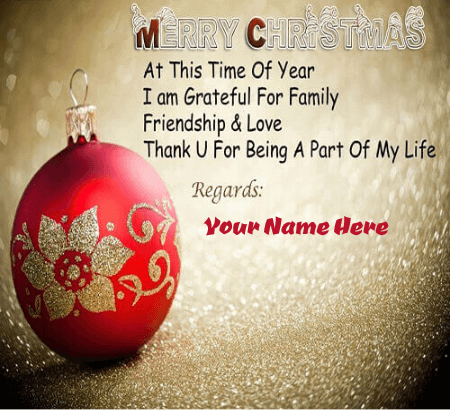 Merry Christmas Wishes for Cousins