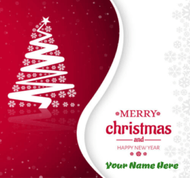Short Christmas Wishes With Name