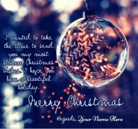 Short Merry Christmas Quotes For Friend