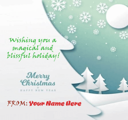 Short New Year Wishes on Christmas