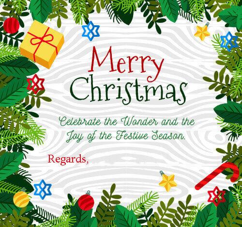 Short Merry Christmas Quotes For Cousin Christmas Wishes With Name