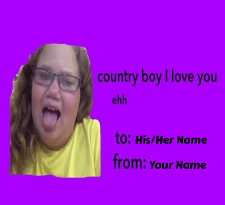 Meme Valentine Cards For Boyfriend