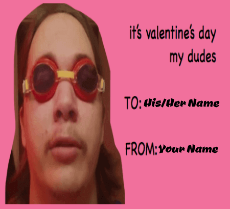 Meme Valentine Cards For Friend