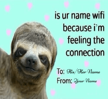 Valentines Day Meme Card Proposal