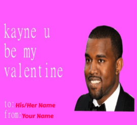 Valentines Meme Card Maker With Name