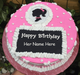 cake for barbie girl