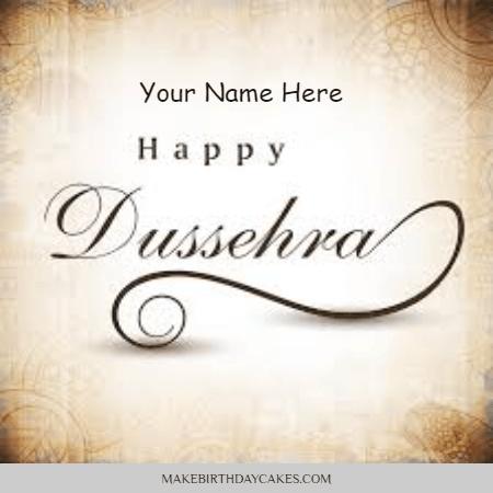 Amazing Dussehra festival