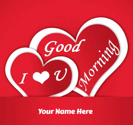 Good Morning for Couple