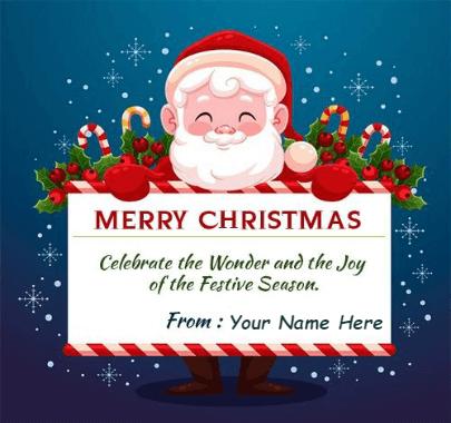 Merry Christmas Season Wishes