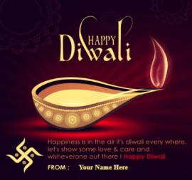 Happy Diwali Wishing Event
