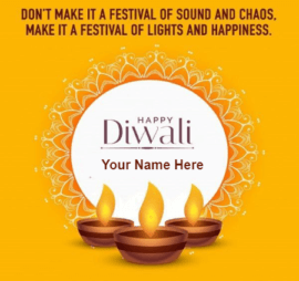 Diwali Festival of Light and Happiness