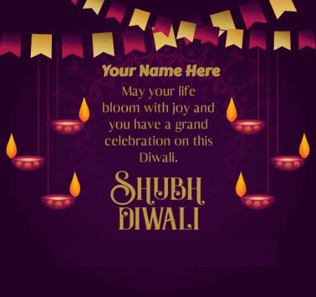 Shubh Diwali Quote