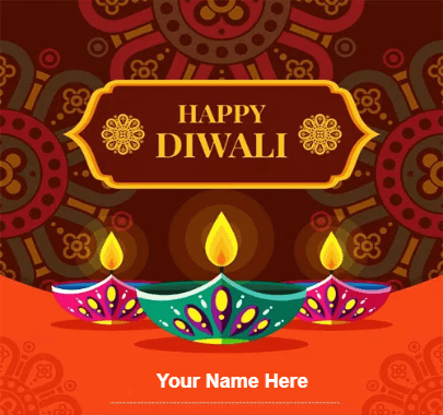 Happy Diwali Colors