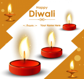 Diwali Light Festival for someone Special