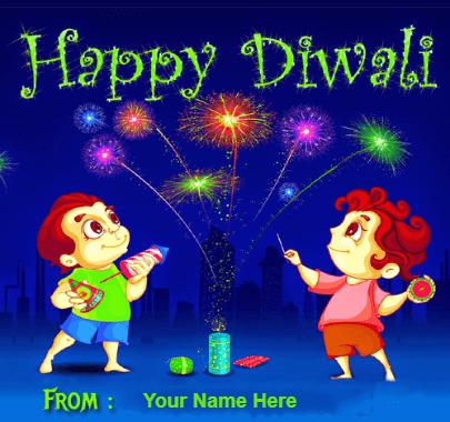 Happy Diwali for Friends