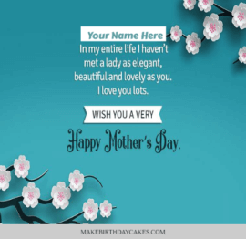 Happy mothers day quotes and messages