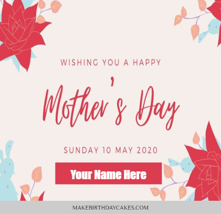 Happy mothers day dialog