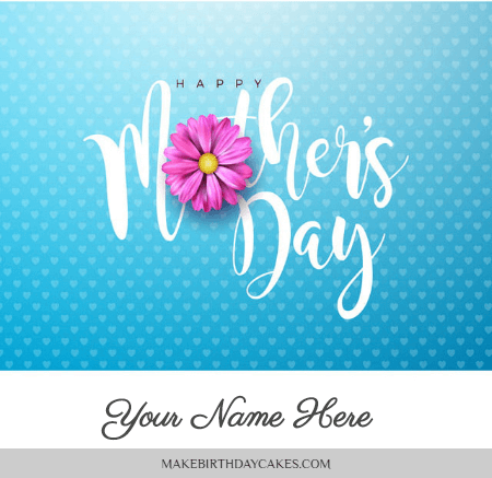 Happy mothers day poster