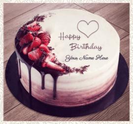 Birthday wish Cakes for girlfriend