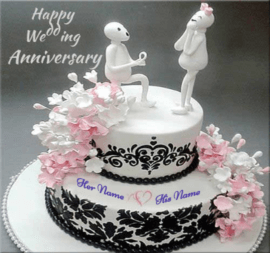 Happy Wedding Anniversary for Couples