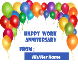 Happy Job Anniversary