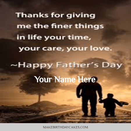 Best Wishes on Father Day