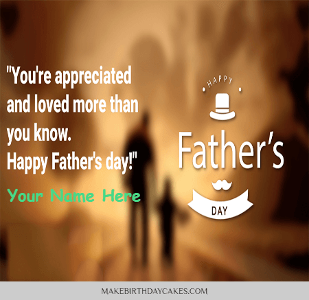 Wishes To Father on Father's Day