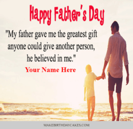 Fathers day Wishes