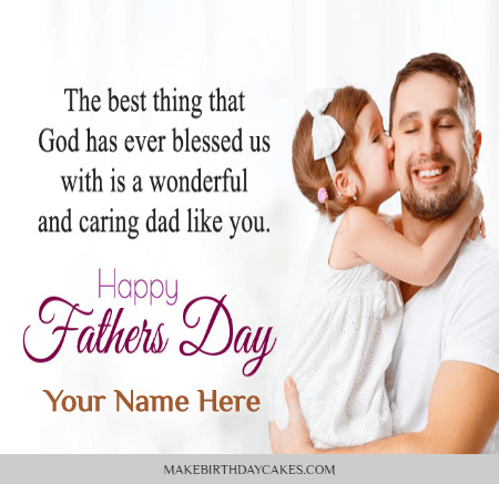 Wishes for father on Father Day