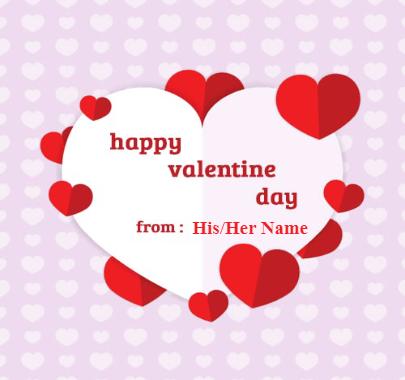 Happy Valentine Wish