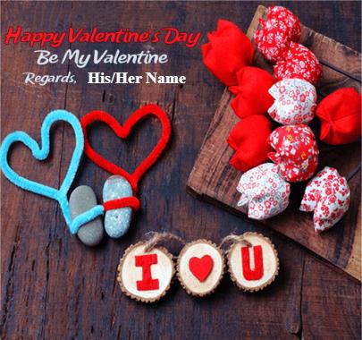 Be My Valentine On valentine Day