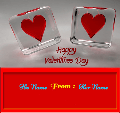 valentine day for couple