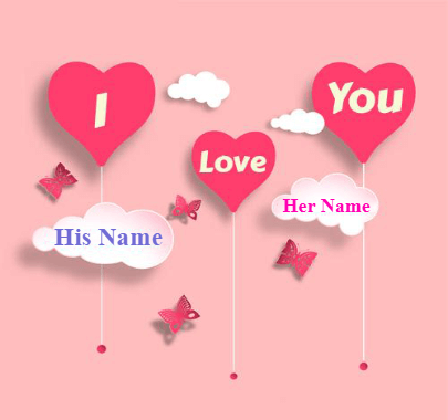 Valentine Day I love You Message