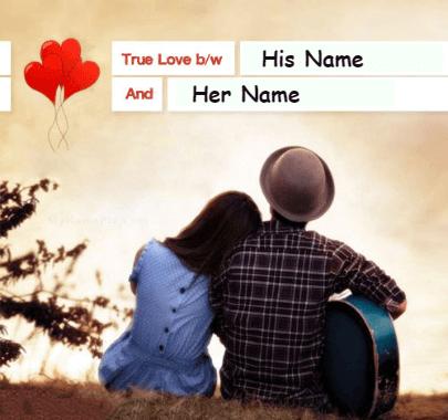 Valentine Day True Love Card