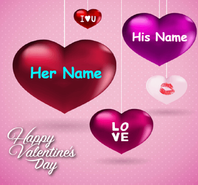 Valentine Day Love Greetings