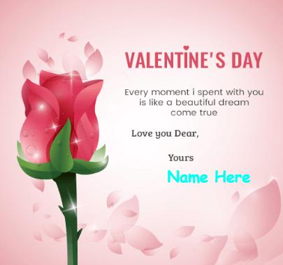 Valentine Day Beautiful occasion