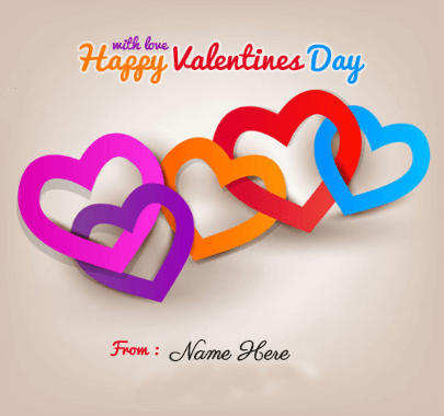 Valentine's Day Wishes With Love
