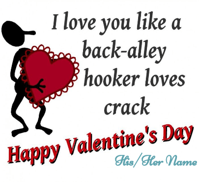 Valentine Day Funny Quotes
