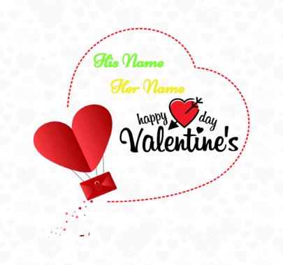 Valentine Day Wish Message for Lover