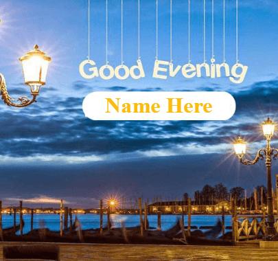 Happy Good Evening