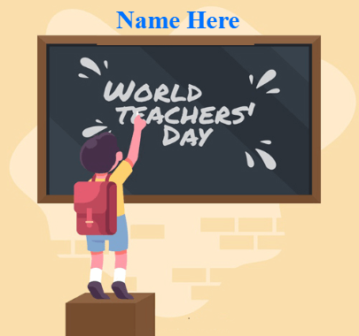 World Teacher Day