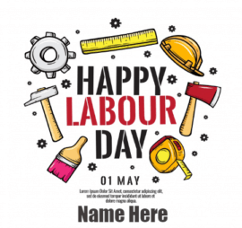 Happy Labour day 01 MAY