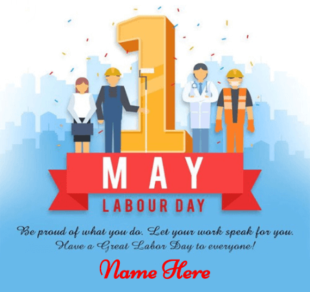 1 May Day