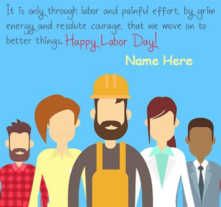 Happy Labor Day Quote