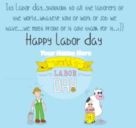Labour Day Wish images