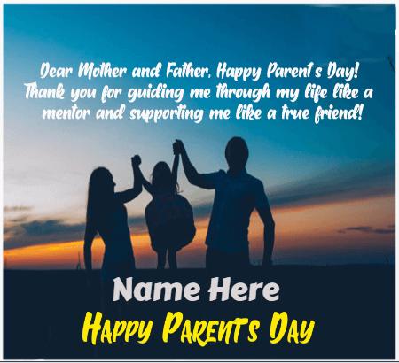 Happy Parents Day Best Quotes