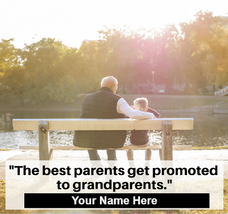 Parents Day Wishes For Grandparents