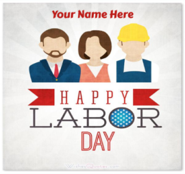 Labor Day Wish for Family