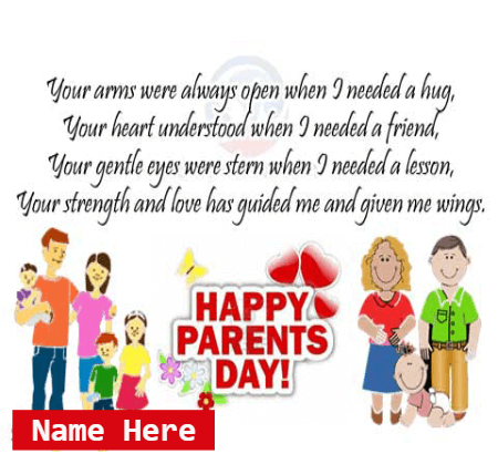 Quotes for Happy Parents Day