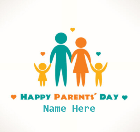 Happy Parents Day for Family